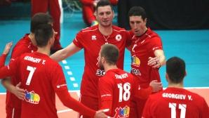 БФ Волейбол насрочи нова среща между ЦСКА и Нефтохимик