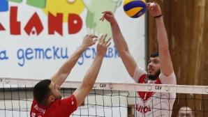 Илия Петков: ЦСКА игра много добре и в двата мача