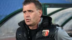 Акрапович: С играта от първото полувреме нямаме шанс за Лига Европа