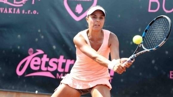 Виктория Томова падна с 22 места в световната ранглиста
