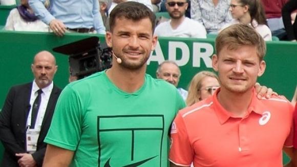 Първа победа за Григор Димитров в Монте Карло