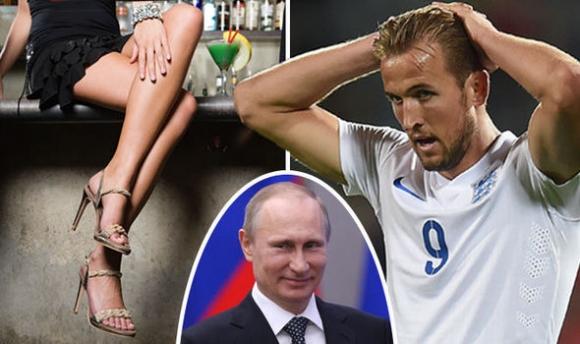 Плашат англичаните с руски секс бомби