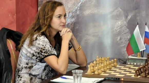 Антоанета Стефанова излезе на 3-ото място на ЕП по шахмат