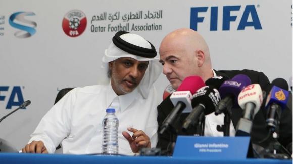 Топ първенствата в Европа против увеличаване броя на отборите за Катар 2022