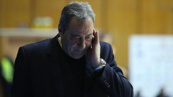 Дарин Великов: Допуснахме непредвидени загуби
