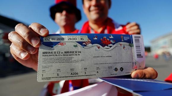 ФИФА очаква да продаде 2,7 милиона билета за Мондиал 2018