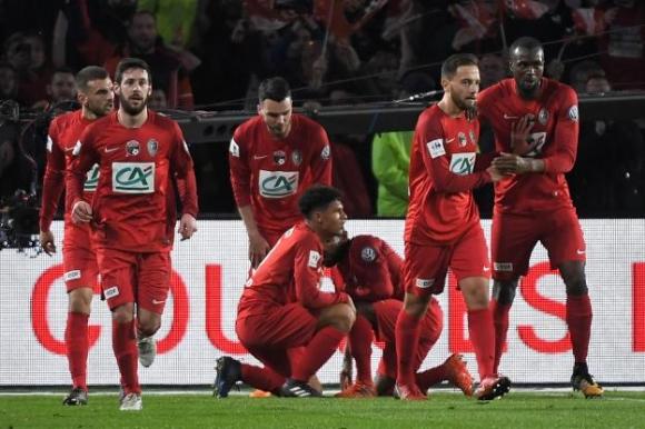Ле Ербиер ще играе финал за Купата на Франция