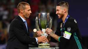 Босът на УЕФА: Дори ВАР нямаше да помогне за дузпата срещу Ювентус