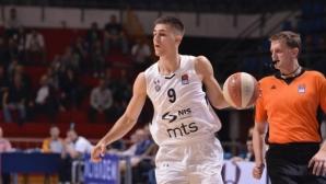 Сръбски талант се реши за Драфта