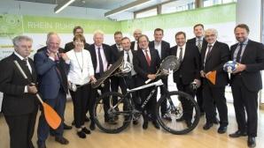 Германска област иска да организира олимпиада в 13 града