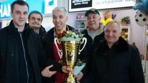 Георги Петров за титлата в Русия и БГ-шампионата