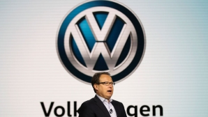 Революция: Volkswagen сменя логото