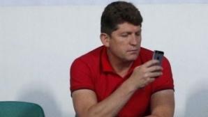 Стоилов: Респект към нашите играчи, съдията е виновен, няма какво повече да се оправдаваме