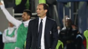 Алегри: Ако победим Наполи, титлата е почти наша