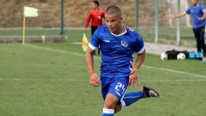 Талант на Черноморец: Дано условията за футбол в Бургас да се подобрят, Ботев е най-добрата школа в България
