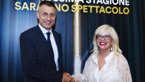 Президентът на Модена със сърцераздерателно писмо след раздялата със Стойчев