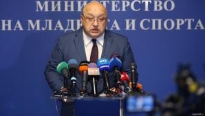 Кралев поздрави Домусчиев за рождения ден, базата и международните успехи