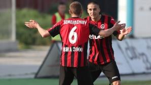 Локомотив (Сф) - Поморие 2:1, следете двубоя тук!