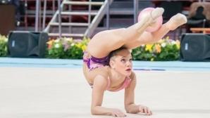 Татяна Воложанина спечели днешното контролно на националния отбор девойки