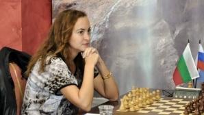 Стефанова е на пето място на европейското първенство по шахмат
