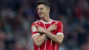 Левандовски си признал, че иска в Реал
