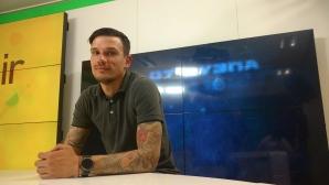 Асен Георгиев: В Локо (Пловдив) няма разделение на българи и чужденци, завръщам се за новия сезон