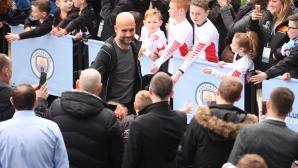 Гуардиола: Не съм дошъл да променям футбола в Англия