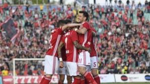 Официалната позиция на ЦСКА-София след решението за наказанието на Левски