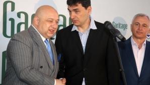 Владо Николов: Спортната зала е като сбъдната мечта
