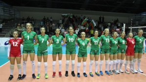 България срещу Италия полуфинал №2 на Евроволей 2018