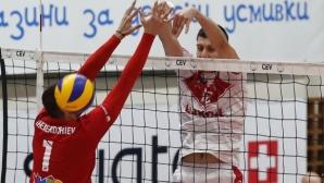 Жани Желязков: Имаме по-класни волейболисти от ЦСКА