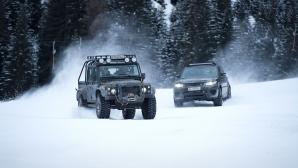 Нова мисия 007 за Jaguar Land Rover (видео)