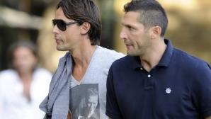 Матераци подкрепи Манчини за селекционер на Италия