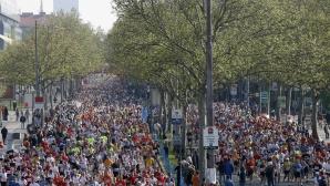 Мароканец изненадващо спечели маратона на Виена