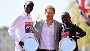 Кенийка спечели маратонът на Лондон