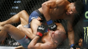 UFC Fight Night 128 с рекордно нисък брой зрители за 2018
