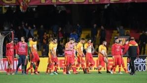 """Кошмарът на Милан и Гатузо изпадна в Серия """"Б"""""""