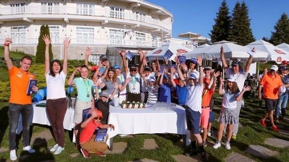 Рекорден брой участници в първия кръг на Про голф Бъбълс 2018