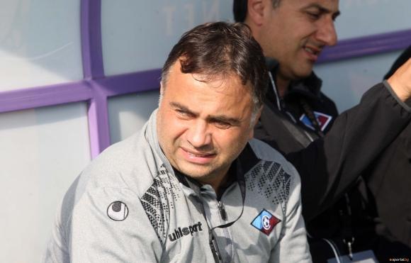 Николай Митов: Доволен съм от първото полувреме