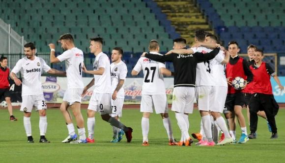 От Славия няма да говорят пред медиите до финала за Купата