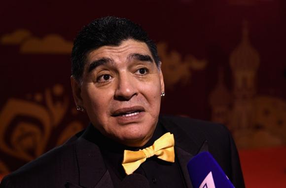 Марадона вече не е треньор на Ал Фуджайра