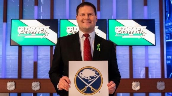 Бъфало Сейбърс ще има първия пик в драфта в НХЛ