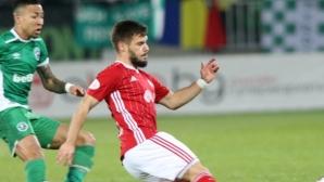 Малинов до последно под въпрос за реванша с Левски, Десподов - аут