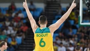 Звездата от НБА Андрю Богът се връща в Австралия