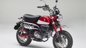 Легендарният Honda Monkey 125 се завърна (видео)