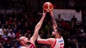 Деян Иванов игра 25 минути при загубата на Пистоя като гост на Трентино