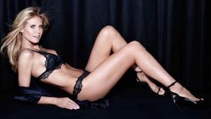Тайната на Хайди Клум – секс по 5 пъти на ден