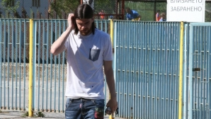 Титуляр на Левски аут до края на сезона
