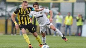 Балтанов: Реваншът със Славия е важен, но не е мачът на сезона