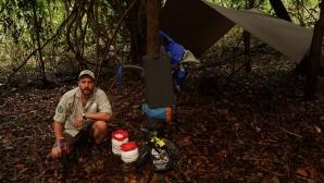 Филип Лхамсурен стартира експедицията през Амазония